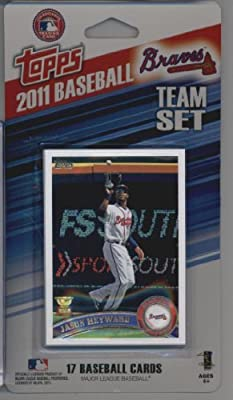 MLB Atlanta Braves Licensed 2011 Topps® Team Sets