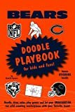 img - for Chicago Bears Doodle Playbook (NFL Doodle Playbooks) book / textbook / text book