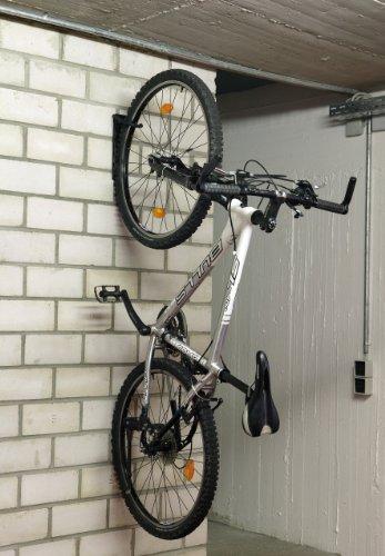 Caballete bici - Gancho bicicleta pared ...