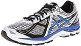 ASICS Mens Gt-2000 3 (2E) Running Shoe,White/Royal/Black,10 2E US