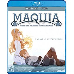 Maquia: When The Promised Flower Blooms [Blu-ray]