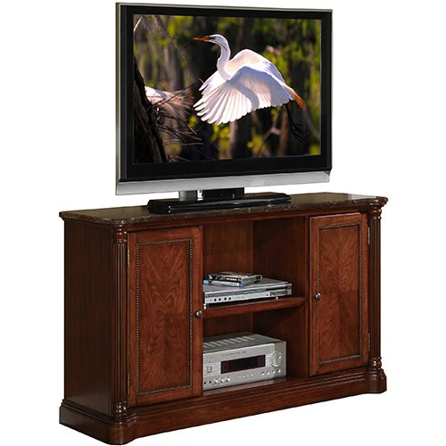 Cheap Monte Carlo 56″ TV Stand/Console Table in Cherry Finish by Legends Furniture (ZG-M1300)