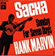 Sacha 4-track CARD SLEEVE - 1) Sacha 2) Sunday For Seven Days 3) Goodnight Dick 4) Wahine - CDSINGLE