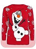 Kids diseño de la Navidad de Navidad niños Retro Niño Niña Vintage Jumper Sweater