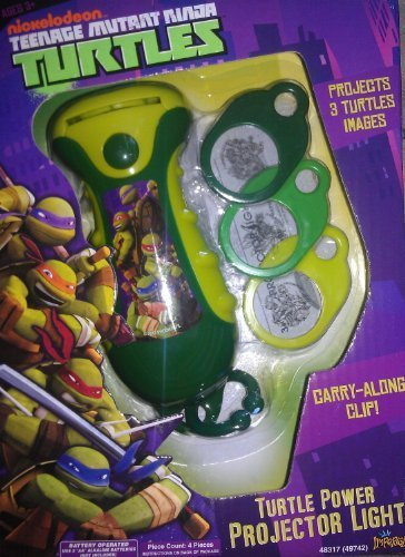 Teenage Mutant Ninja Turtles Projector Light (2013) - 1
