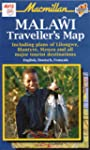 Malawi Traveller's Map