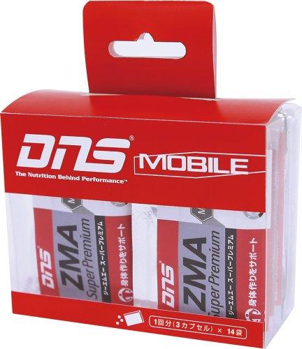 DNS MOBILE ZMA スーパープレミアム 3粒×14袋