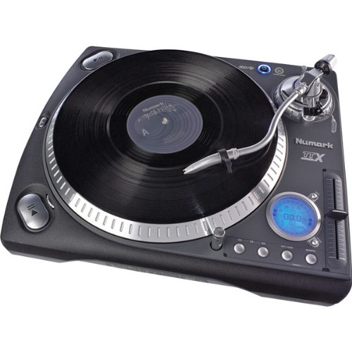 Numark Professional Direct-Drive Turntable with USB (TTX-USB) -