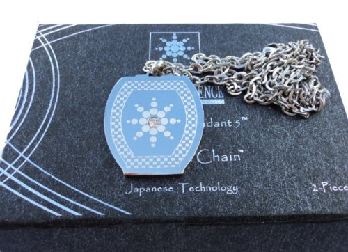 """Fusionexcel Qp5 Scalar Energy Quantum Premium Emblem Pendant - Cell Phone/Small Appliance Emf Protection. Fusion Excel Authenticity & Registration Card With """"Scratch"""" Id And Password For Registration On Website. Beware Of Fake Fusion Excel Scalar Energy P"""