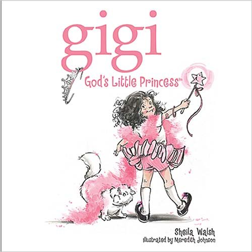 Gigi, God's Little Princess, Buch