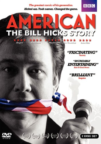 Cover art for  American: The Bill Hicks Story