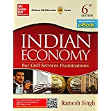 Indian Economy for Civil Services Examination (English) 6th  Edition price comparison at Flipkart, Amazon, Crossword, Uread, Bookadda, Landmark, Homeshop18