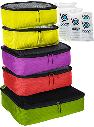 packing-cubes-5pcs-bago-value-set-for-travel-green-red-purple-2yellow