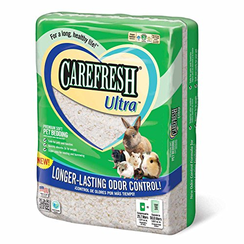 Absorption Corp Carefresh Ultra Pet Bedding, 50-Liter 51cirS18HSL