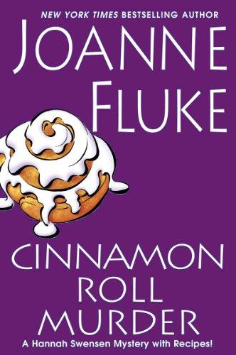 Cinnamon Roll Murder (Hannah Swensen)