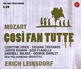 Erich Leinsdorf Mozart: Cosi fan tutte - The Sony Opera House