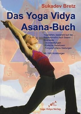 Das Yoga Vidya Asana-Buch
