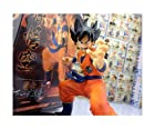 15CM Dragon Ball Z DBZ figures The Monkey King Goku figure chidren toy Retail colorful package