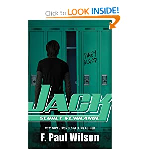 Jack: Secret Vengeance (Young Repairman Jack) by F. Paul Wilson