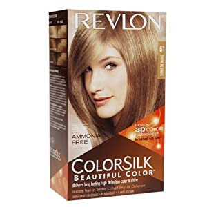 Revlon Colorsilk Beautiful Color, Dark Blonde 61