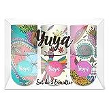 Yuya 3 Nail polish Kit Collection 4