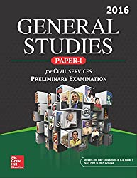 General Studies for Civil Services Preliminary Examination, Paper-I