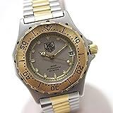 (タグホイヤー)TAG HEUER 934.213 プロフェッショナル 3000シリーズ 200m 腕時計 SS/GP ボーイズ 中古