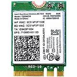 Intel Dual Band Wireless-AC 7260 Network Adaptor PCI Express M.2 802.11ac 2x2 Bluetooth 4.0 USB