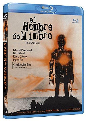 El Hombre De Mimbre Bd 1937 the Wicker Man (Region B) [ Non-usa Format, Import - Spain ]