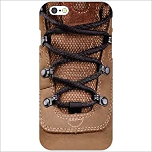 Apple iPhone 6S Back Cover - Shoe Laces Designer Cases