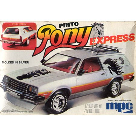 1979 Ford Pinto Wagon Pony Express (Toy Ford Pinto compare prices)