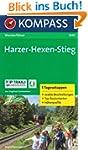 Harzer-Hexen-Stieg: Wanderf�hrer mit...