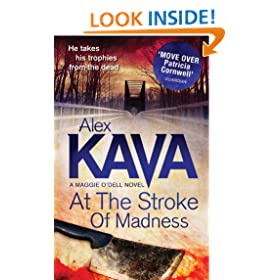 At the Stroke of Madness (A Maggie O'Dell Novel - Book 4)