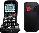 Denver GSP-110 Big Button Senior Sim Free Unlocked Mobile Phone