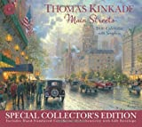 Thomas Kinkade Main Streets Special Collector's Edition with Scripture: 2010 Wall Calendar