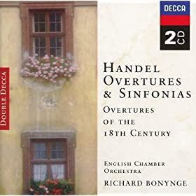 Handel, etc.: Overtures of the 18th Century