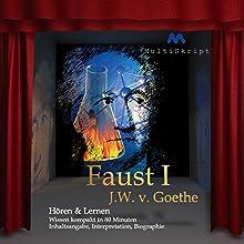 Faust 1 (Hören & Lernen) Hörbuch von Beate Herfurth-Uber Gesprochen von: Clemens Giebel, Götz van Ooyen, Nele Ziebarth