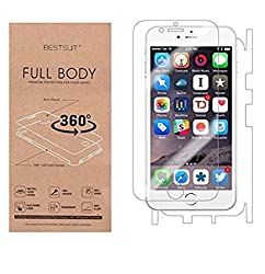 IPHONE 6S/6 FULL BODY PROTECTOR + THIN & SHOCK PROOF FRONT TEMPERED WORTH RS 199 ABSOLUTELY FREE