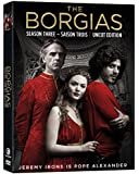 The Borgias - Season Three - Saison Trois / Uncut Edition (Bilingual)