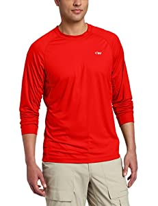 Buy Outdoor Research Mens Echo Sentinel Long Sleeve Crew Shirt by Outdoor Research