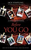 Before You Go: A Daily Devotional