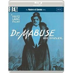 Dr. Mabuse [Blu-ray]