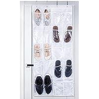 L-Fine Over The Door Shoe Organizer