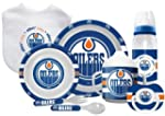 Edmonton Oilers Ultimate 8-Piece Baby...