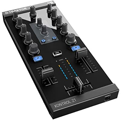 Native Instruments Traktor Kontrol Z1 DJ Mixing Interface by Native Instruments
