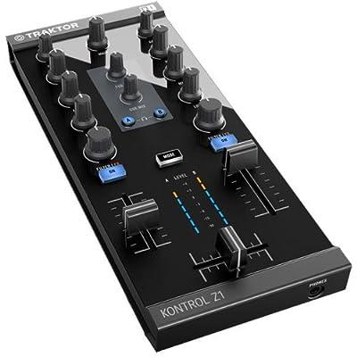 Native Instruments Traktor Kontrol Z1 DJ Mixing Interface