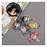 Anime Cartoon My Little Sister Can't Be This Cute Keychains Metal Figures Pendants Key Chains