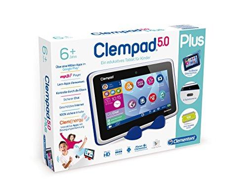 Clementoni 69480.8 - Clempad Quad Core Tablets und Zubehör 6 PLUS