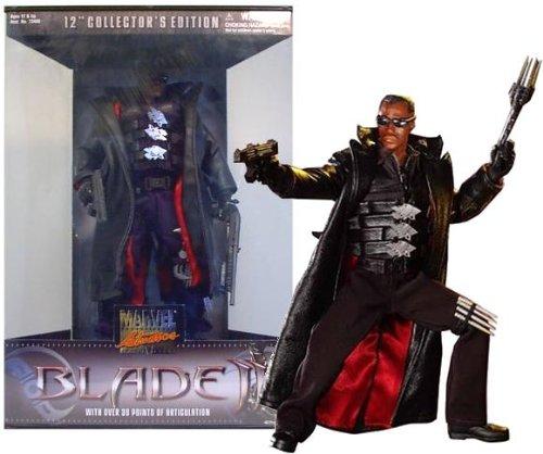 Blade Vampire Hunter (Marvel Studios 12 Inch Blade compare prices)