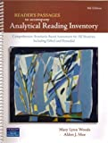 img - for Analytical Reading Inventory: Readers' Passages book / textbook / text book